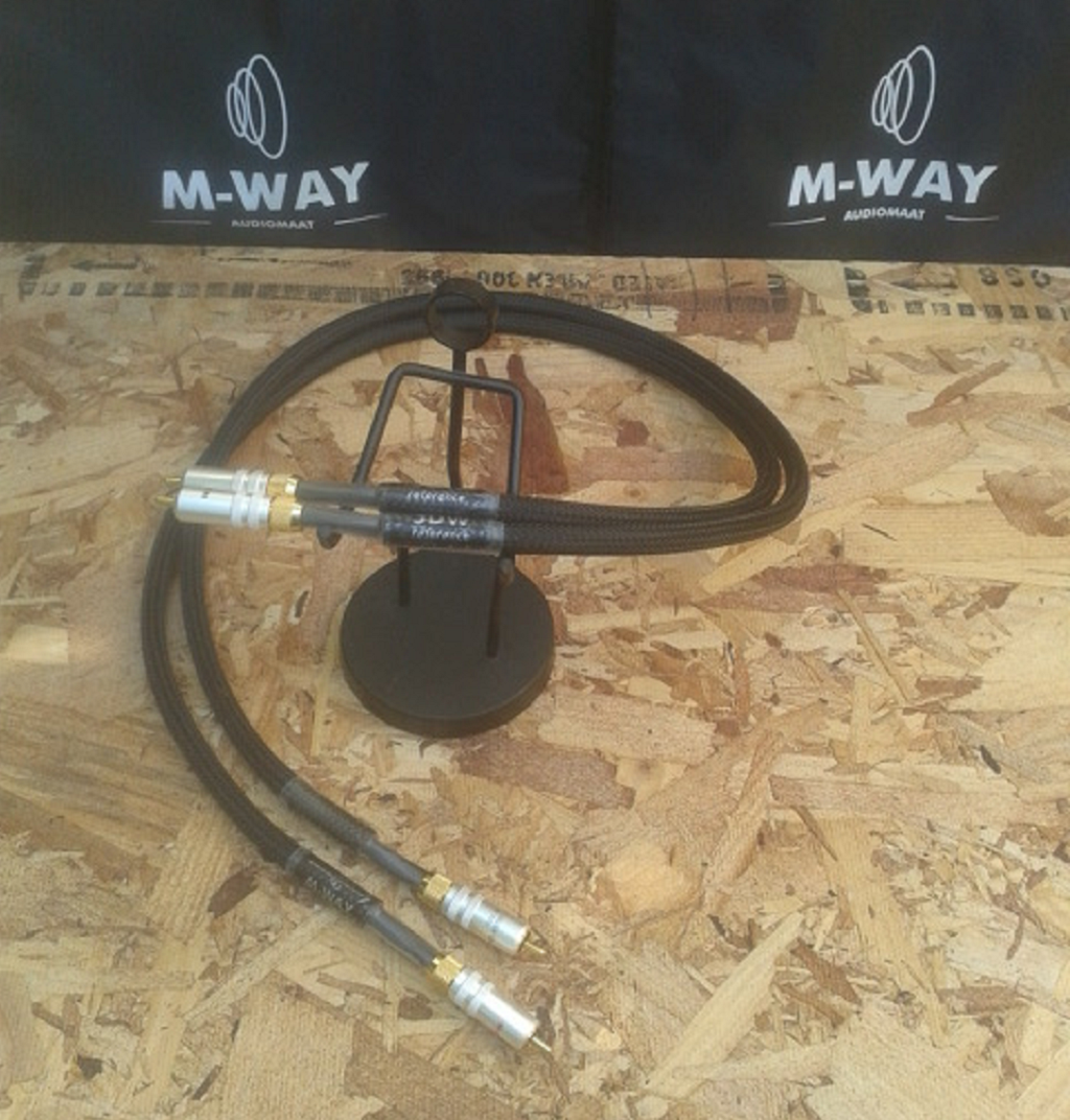 M-WaY Cables analoge interlink:  3DW ReF